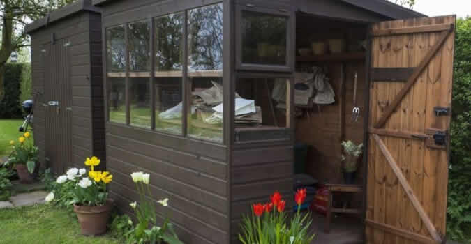 Garden Sheds Mn shed - minneapolis, mn | chop chop landscaping - minneapolis, mn